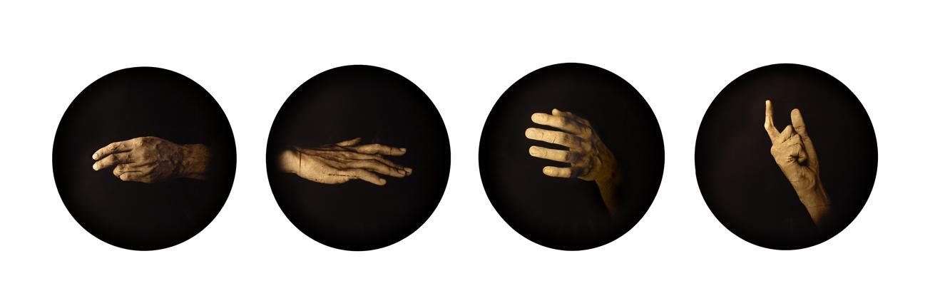 Estudio de la Anunciación de Stoemer<br/>Película orthocromática / Orthocromatic Print