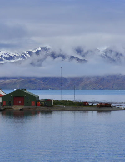 Grytviken, South Georgia, 2014<br/>Impresión digital / Inject print