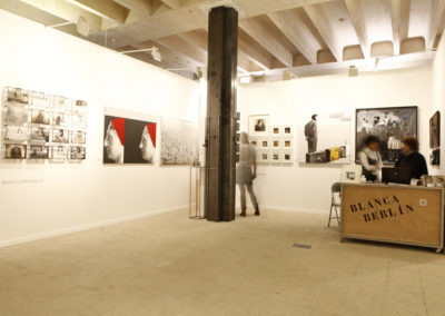 Stand de Blanca Berlín en Casa//Arte 2012<br/>