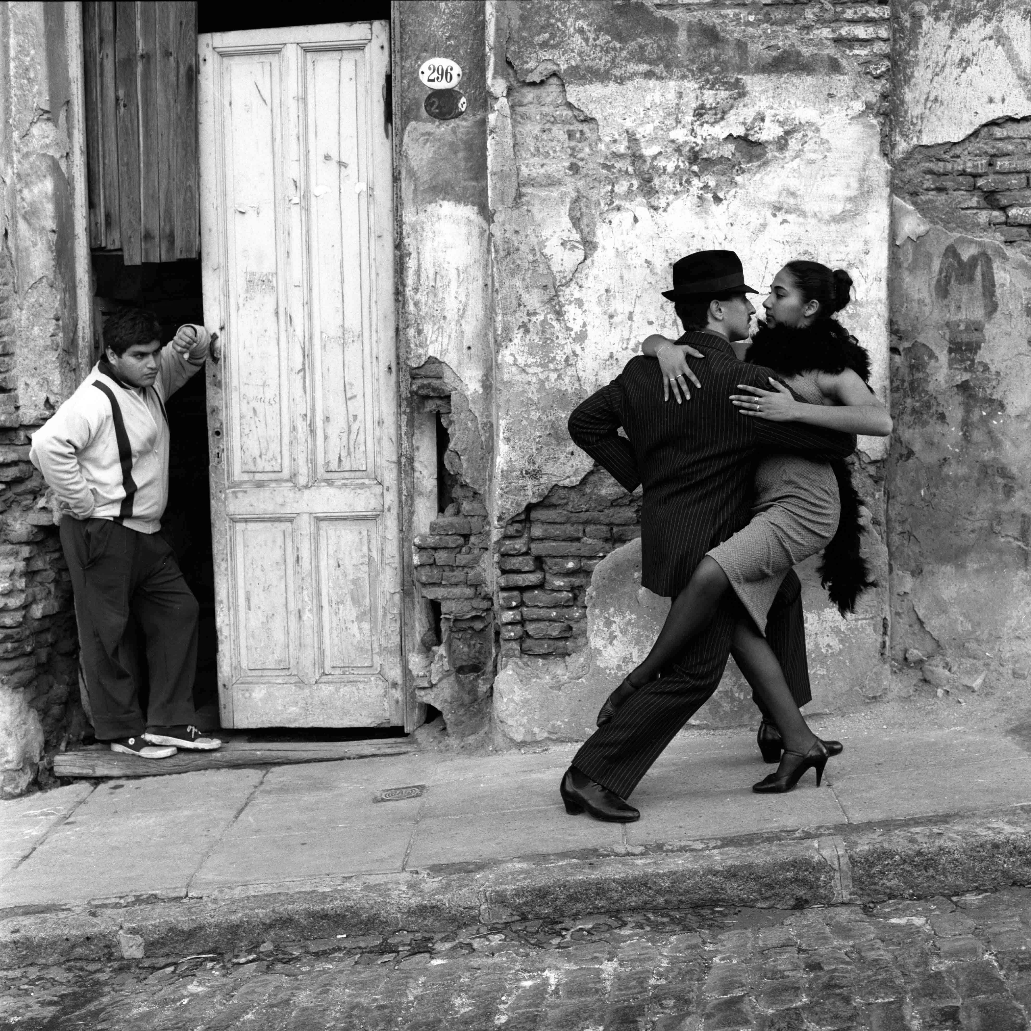 ST. Serie Tango, 1989<br/>Platinotipia / Platinum