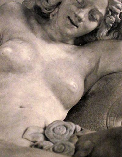 Verone, Italie, Au Musée De La Tombe De Juliette, 2008<br/>Impresión de tintas de pigmentos / Inkjet