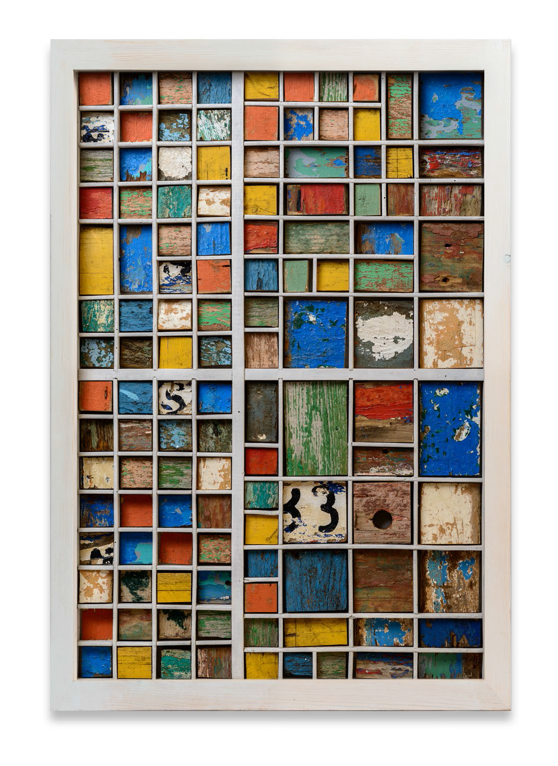 Archivo 1, 2013<br/>Instalación en madera / Wood installation
