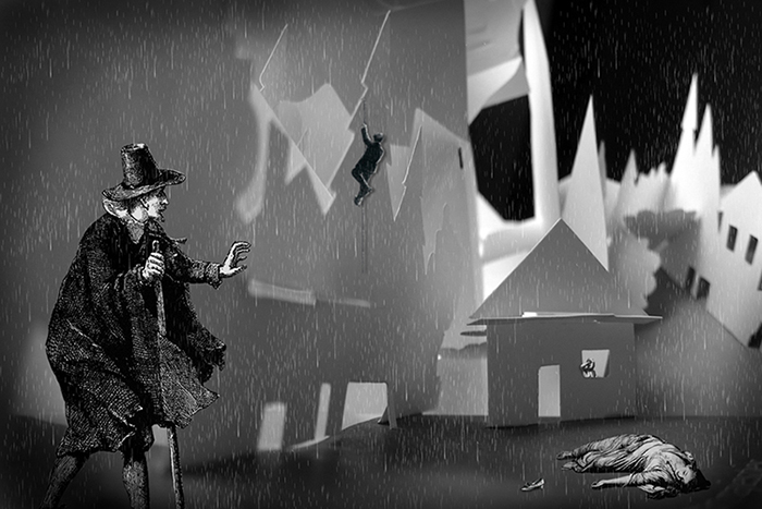 Esta lluvia infinita-This endless rain<br/>