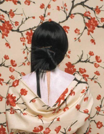 Asia, 2008<br/>Impresión de tintas de pigmentos