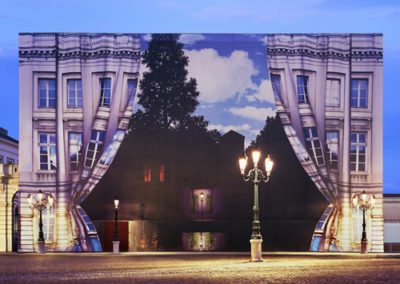 Light of Magritte, 2009<br/>Impresión cromogénica / Chromogenic print.