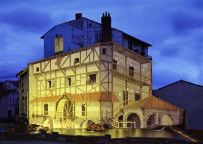 Magic watermill, 2009<br/>Impresión cromogénica / Chromogenic print.