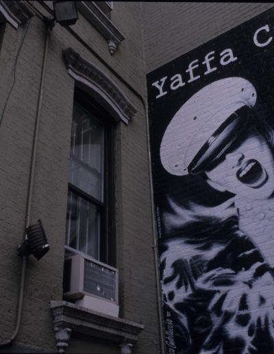 New York. Yaffa Café, 2004<br/>Giclée