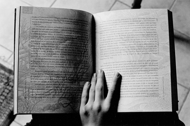 En los libros