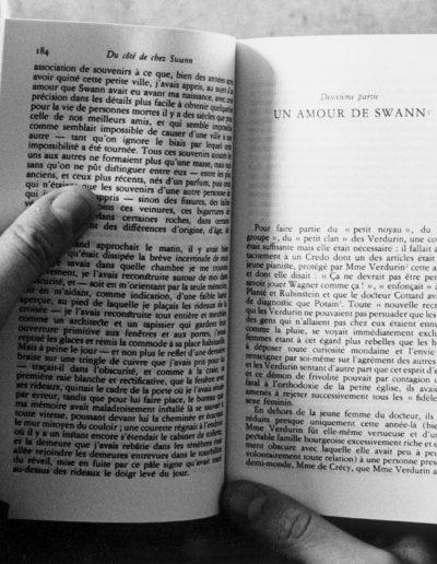 En los libros IV, 2007<br/>Gelatina de plata sobre papel baritado / Silver gelatin on baryta paper