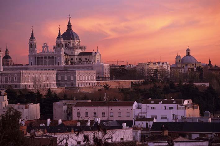 Madrid. Catedral de la Almudena<br/>