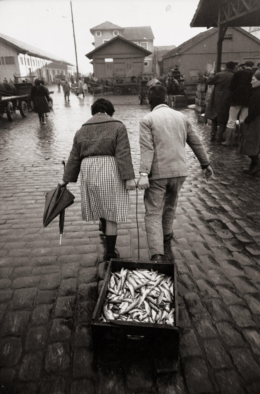 Pescado, 1961<br/>Gelatina de plata / Silver gelatin