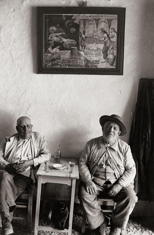 Olivera. Cádiz, 1959<br/>Gelatina de plata / Silver gelatin
