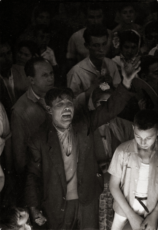 El Rocío, 1959<br/>Gelatina de plata / Silver gelatin