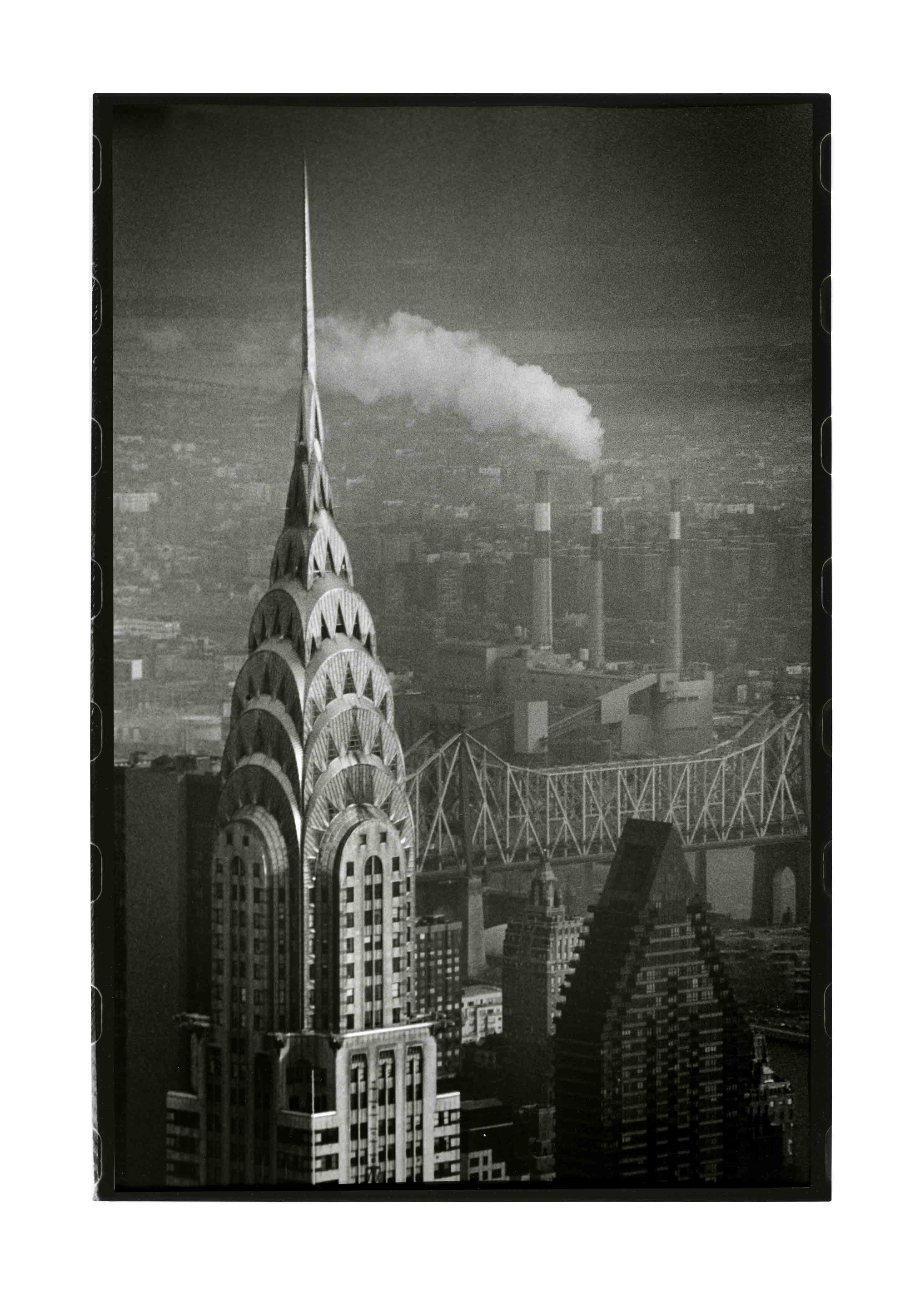 NY1, 1991<br/>Gelatinoclorobromuro de plata / Silver gelatin print