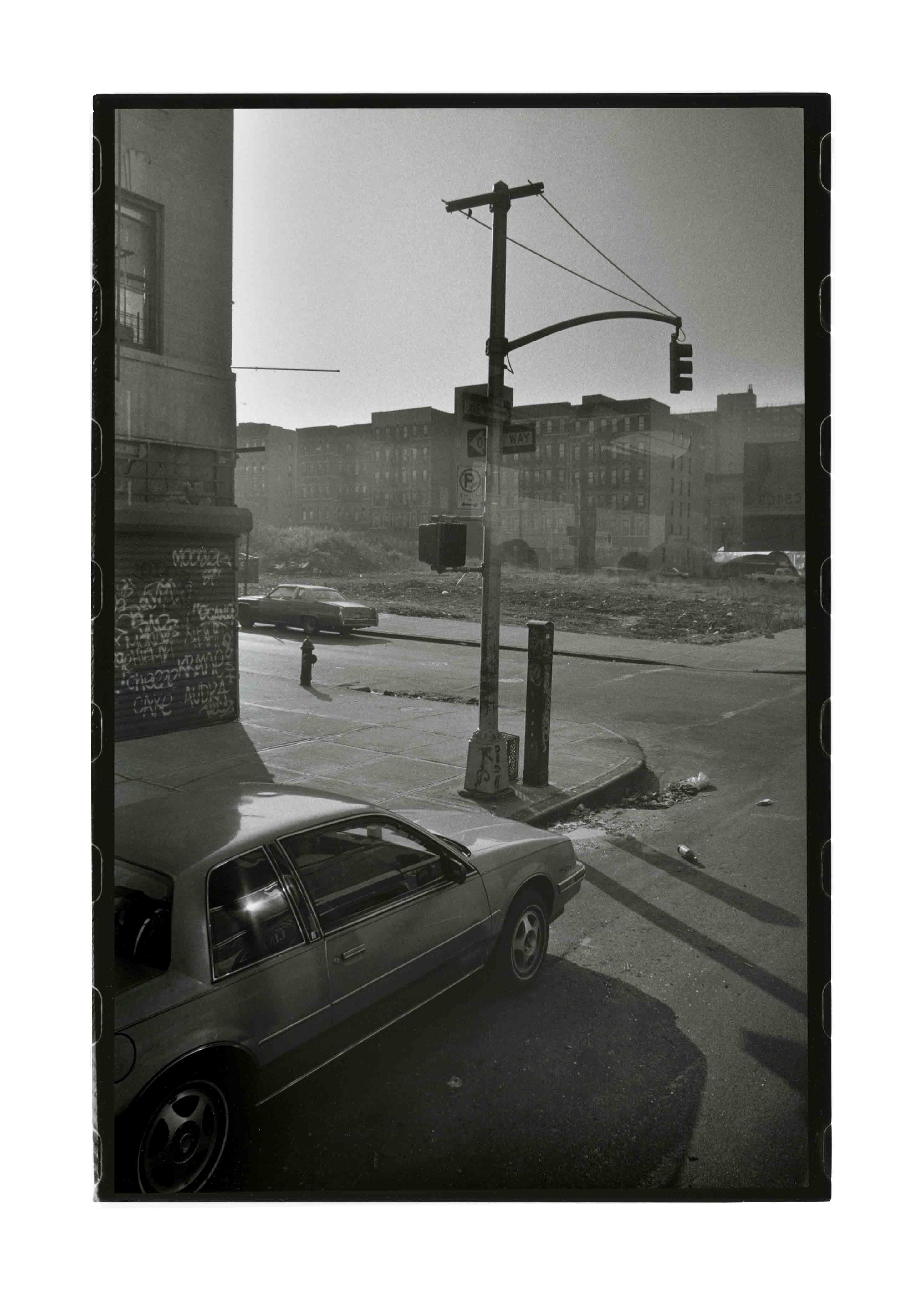 NY2, 1991<br/>Gelatinoclorobromuro de plata / Silver gelatin print