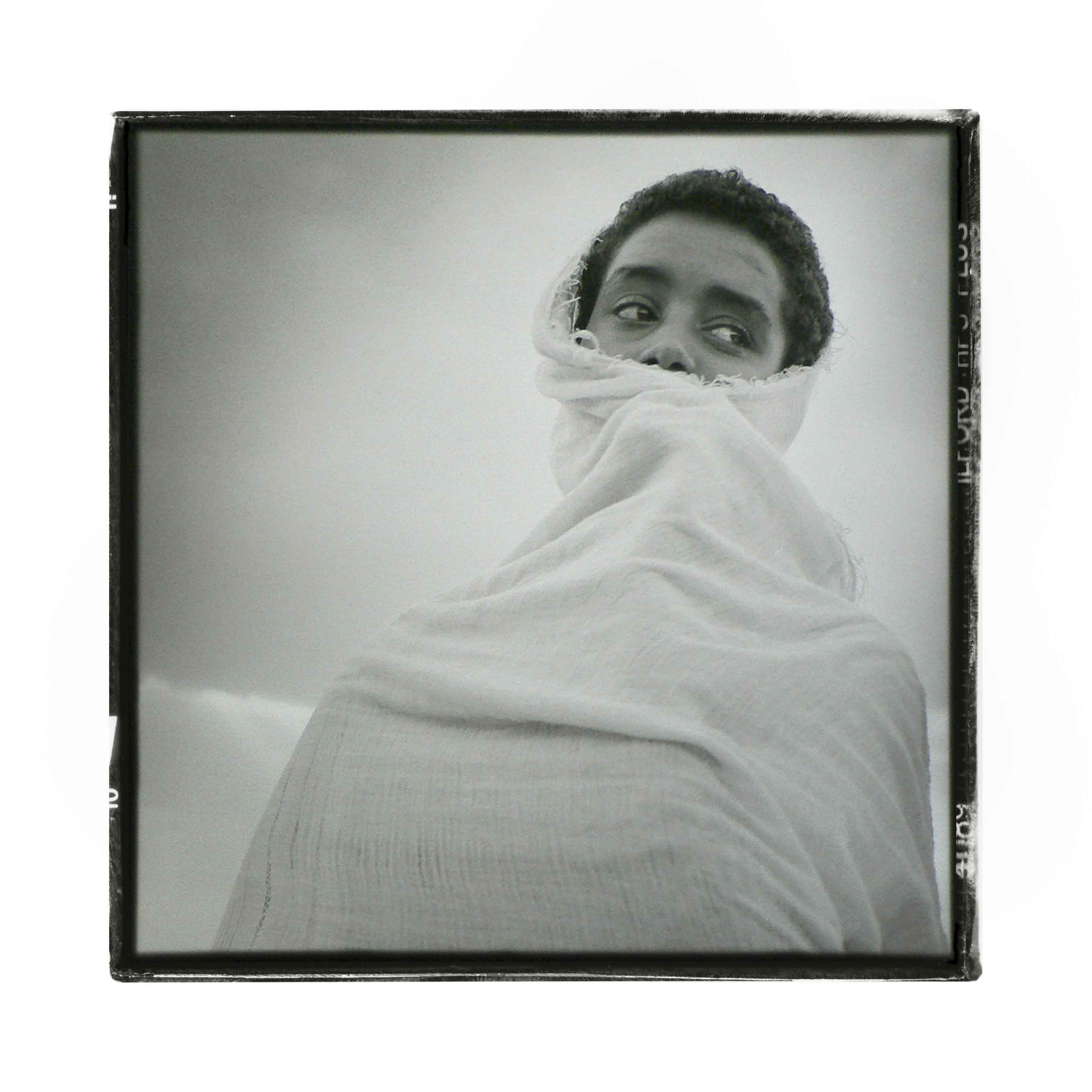 Etíope 19, 2012<br/>Gelatinoclorobromuro de plata / Silver gelatin print