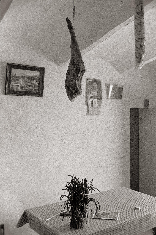 Arcos de la Frontera, 1959<br/>Gelatina de plata / Silver gelatin