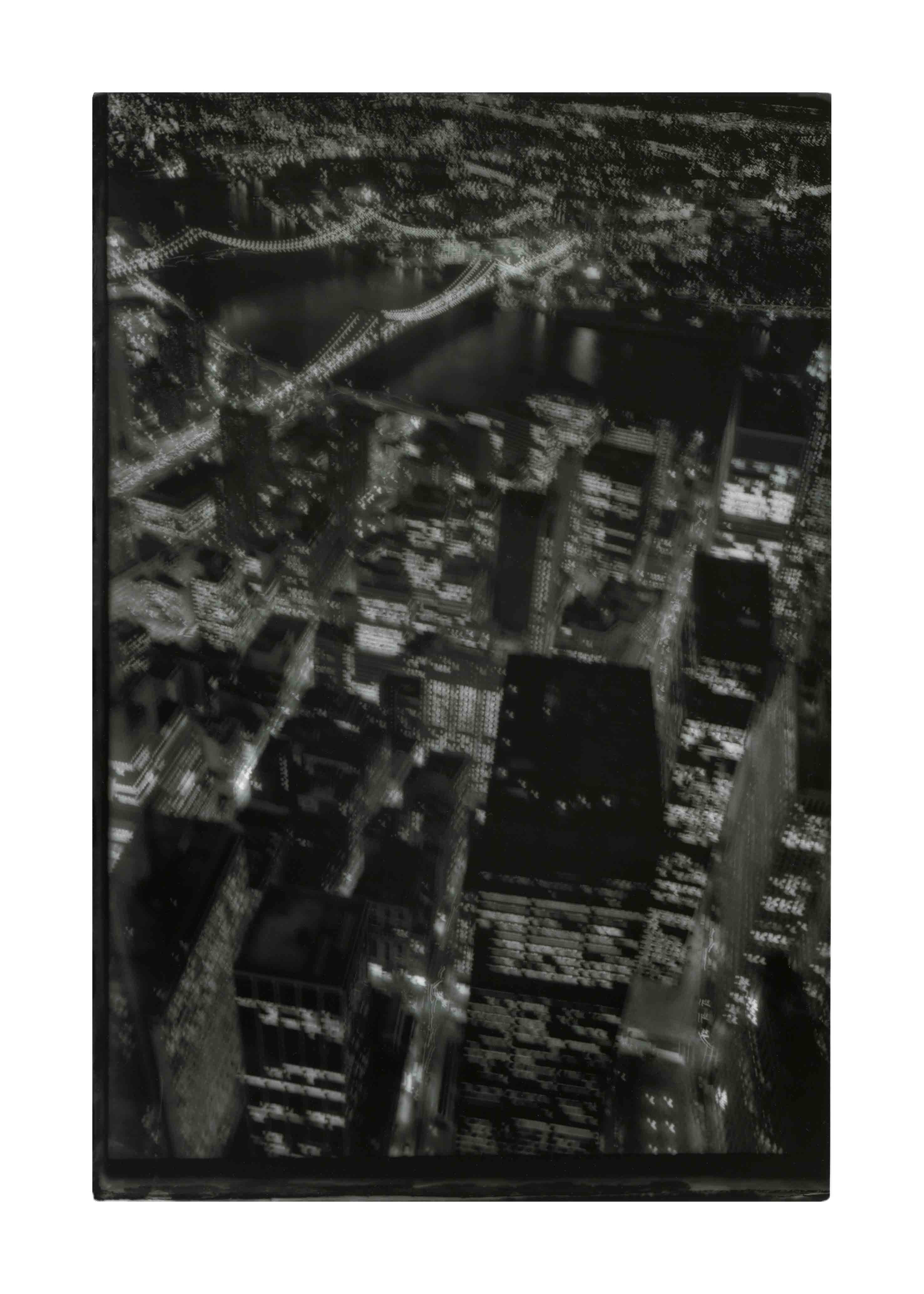 NY4, 1991<br/>Gelatinoclorobromuro de plata / Silver gelatin print