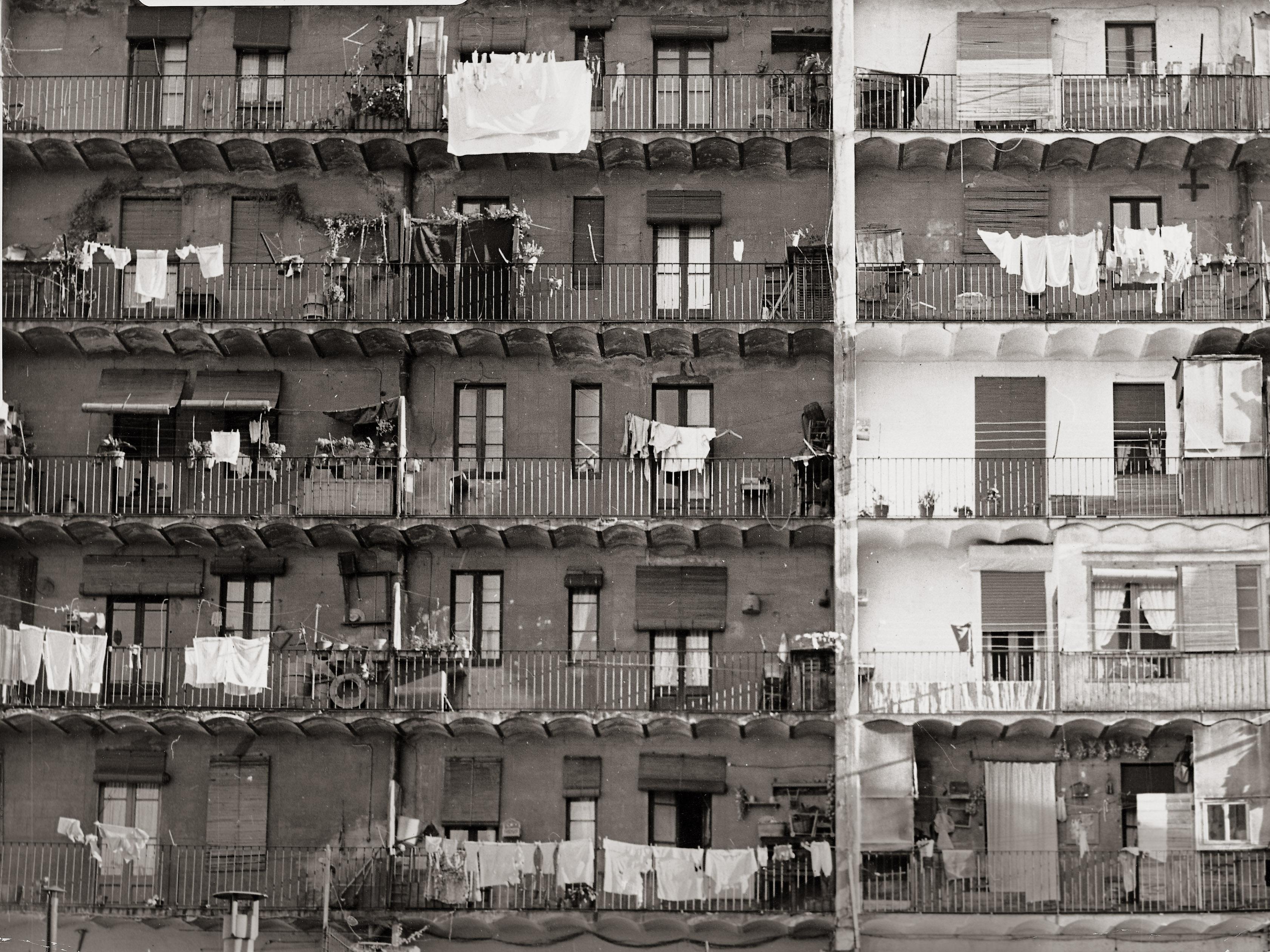 Barcelona, 1956<br/>Gelatina de plata / Silver gelatin