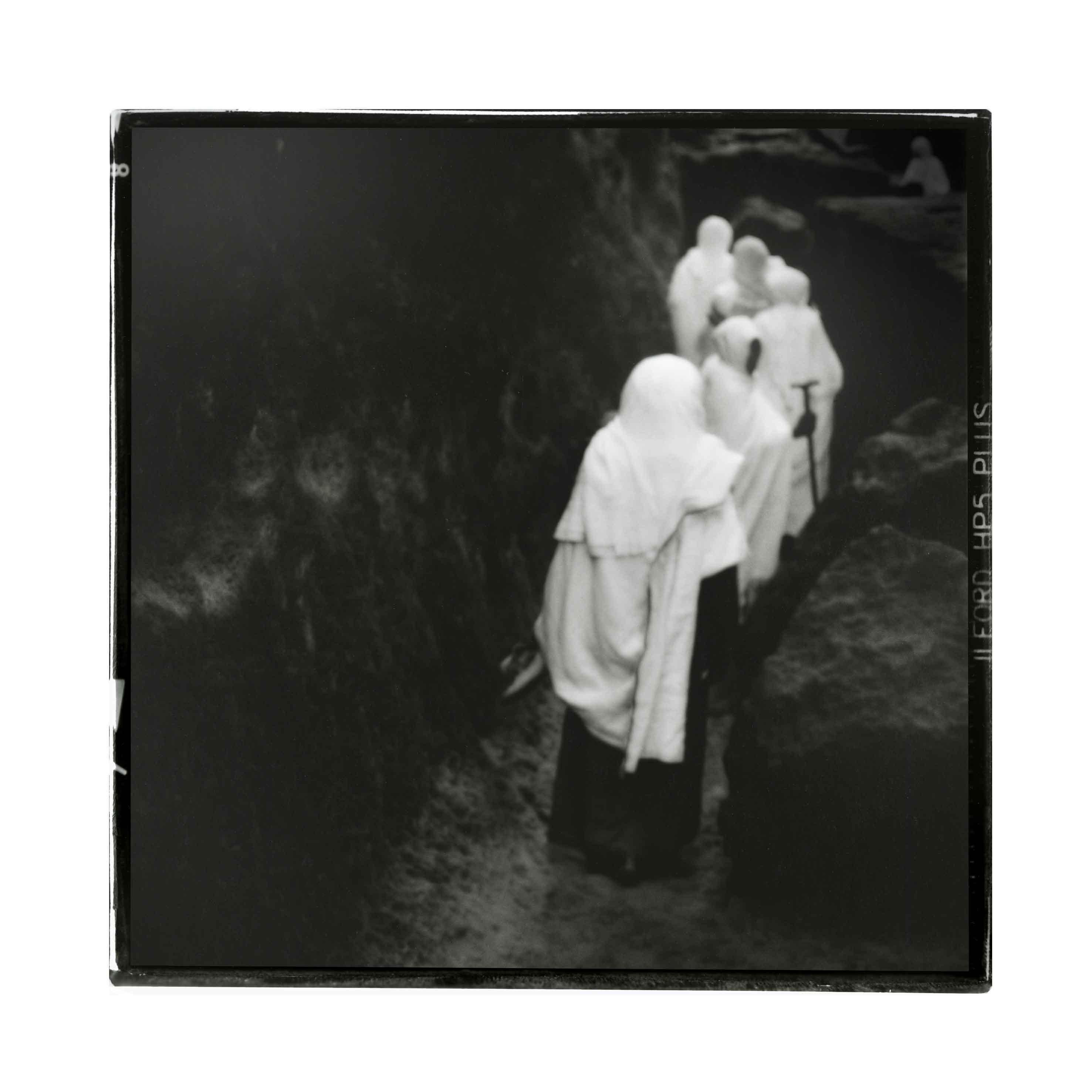 Etíope 24, 2012<br/>Gelatinoclorobromuro de plata / Silver gelatin print