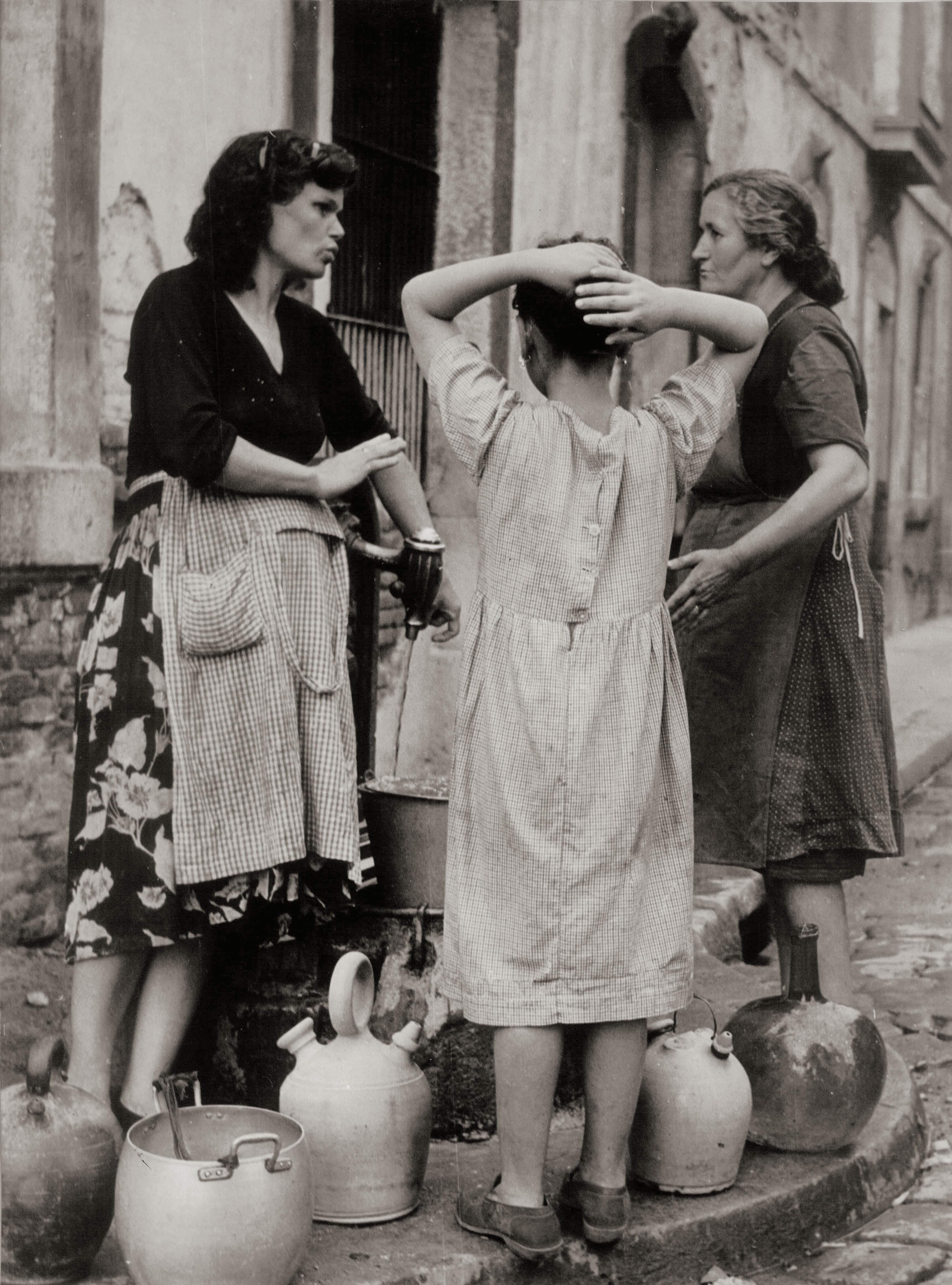 Barcelona, 1963<br/>Gelatina de plata / Silver gelatin