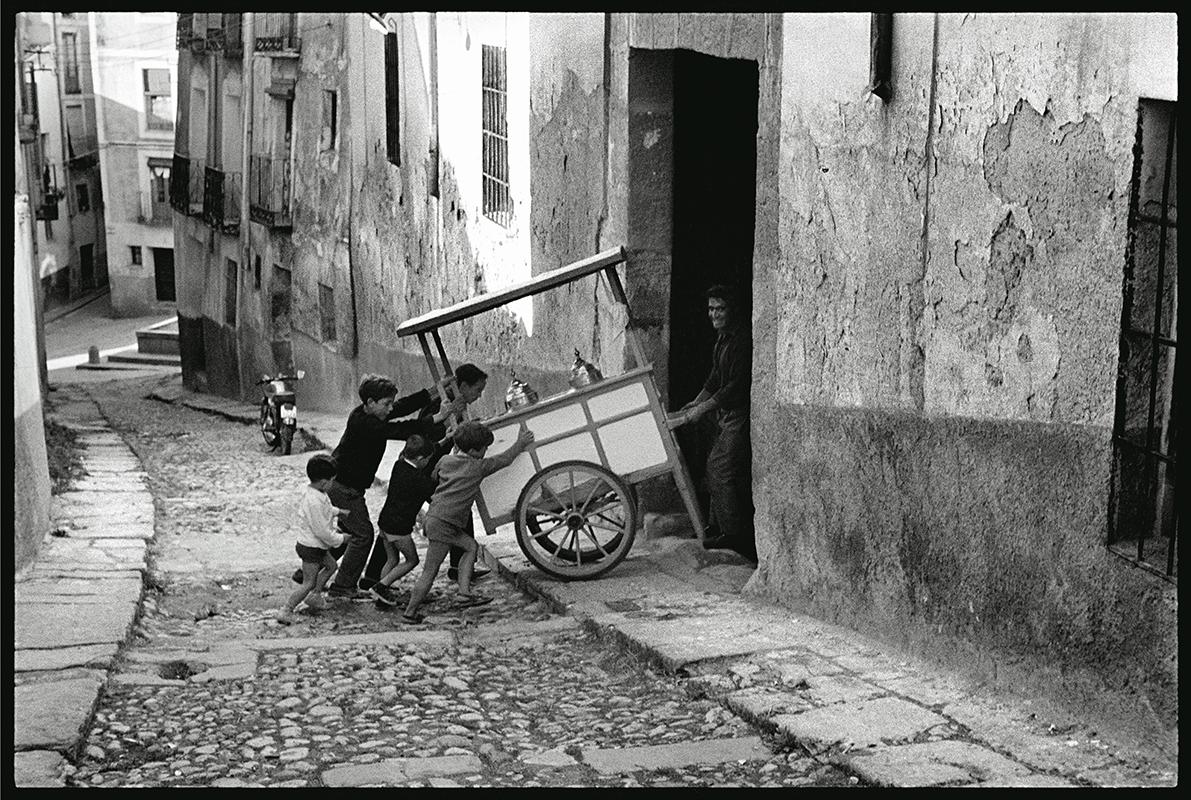 Cuenca 41, 1970<br/>Giclée sobre papel Hahnemülhe baryta / Giclée on Hahnemülhe baryta paper