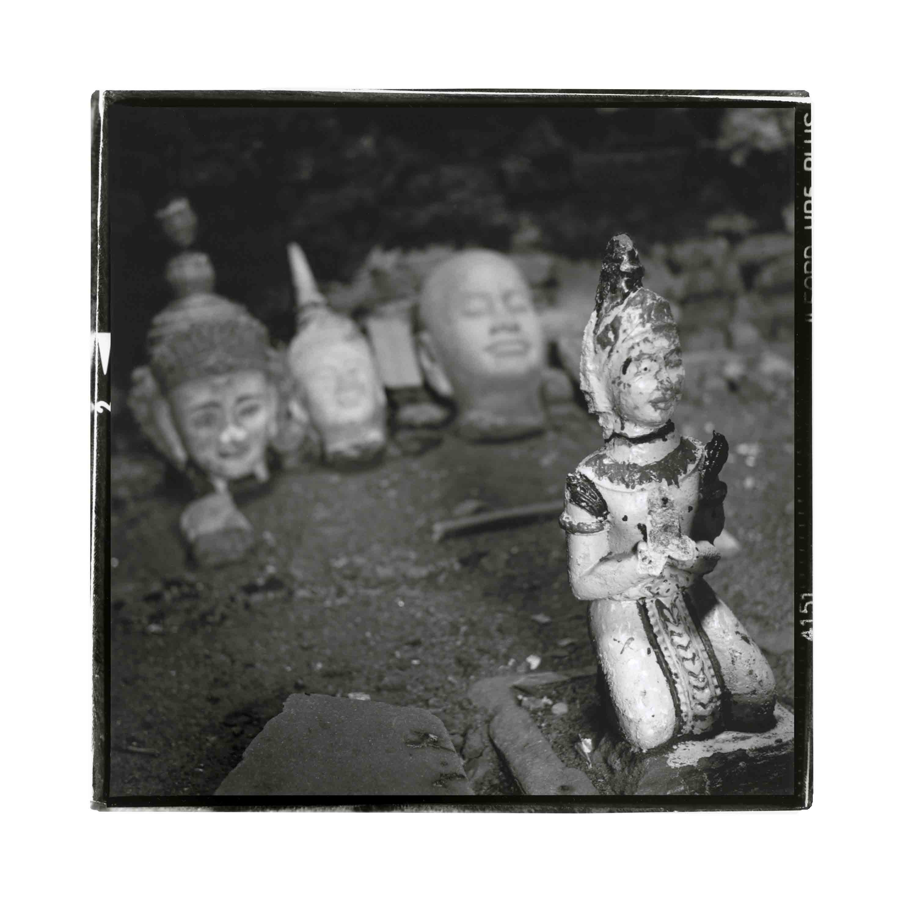Jeremes 6, 2013<br/>Gelatinoclorobromuro de plata / Silver gelatin print