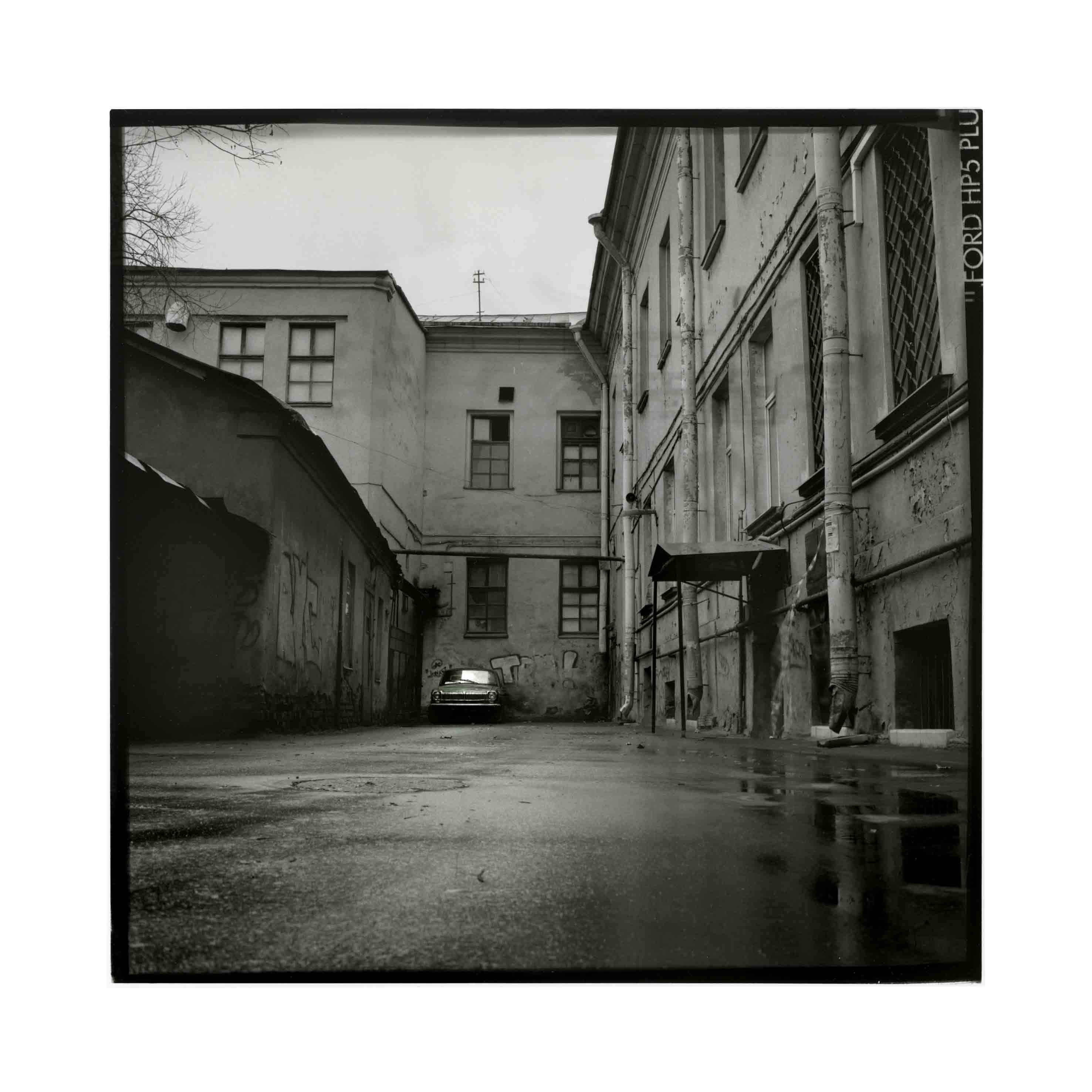 San Petersburgo, 2011<br/>Gelatinoclorobromuro de plata / Silver gelatin print
