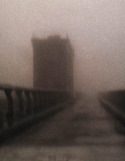 A ponte, 1996<br/>Gelatina de plata / Silver gelatin