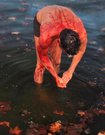 Baño de sangre<br/>
