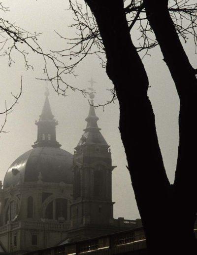 La Almudena. Madrid, 2005<br/>Impresión de tinta / Inkjet