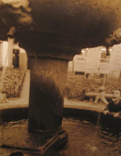 Compostela, 1995<br/>Gelatina de plata / Silver gelatin