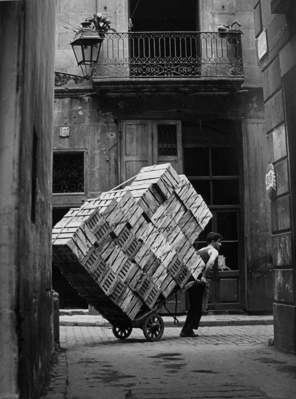 Explotación, 1964<br/>Gelatina de plata / Silver Gelatin