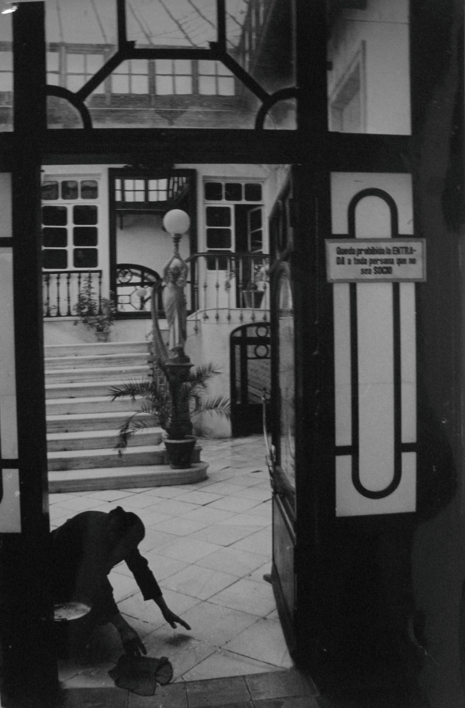 Casino. Lorca, ca. 1955 - 1965<br/>Gelatina de plata / Silver gelatin