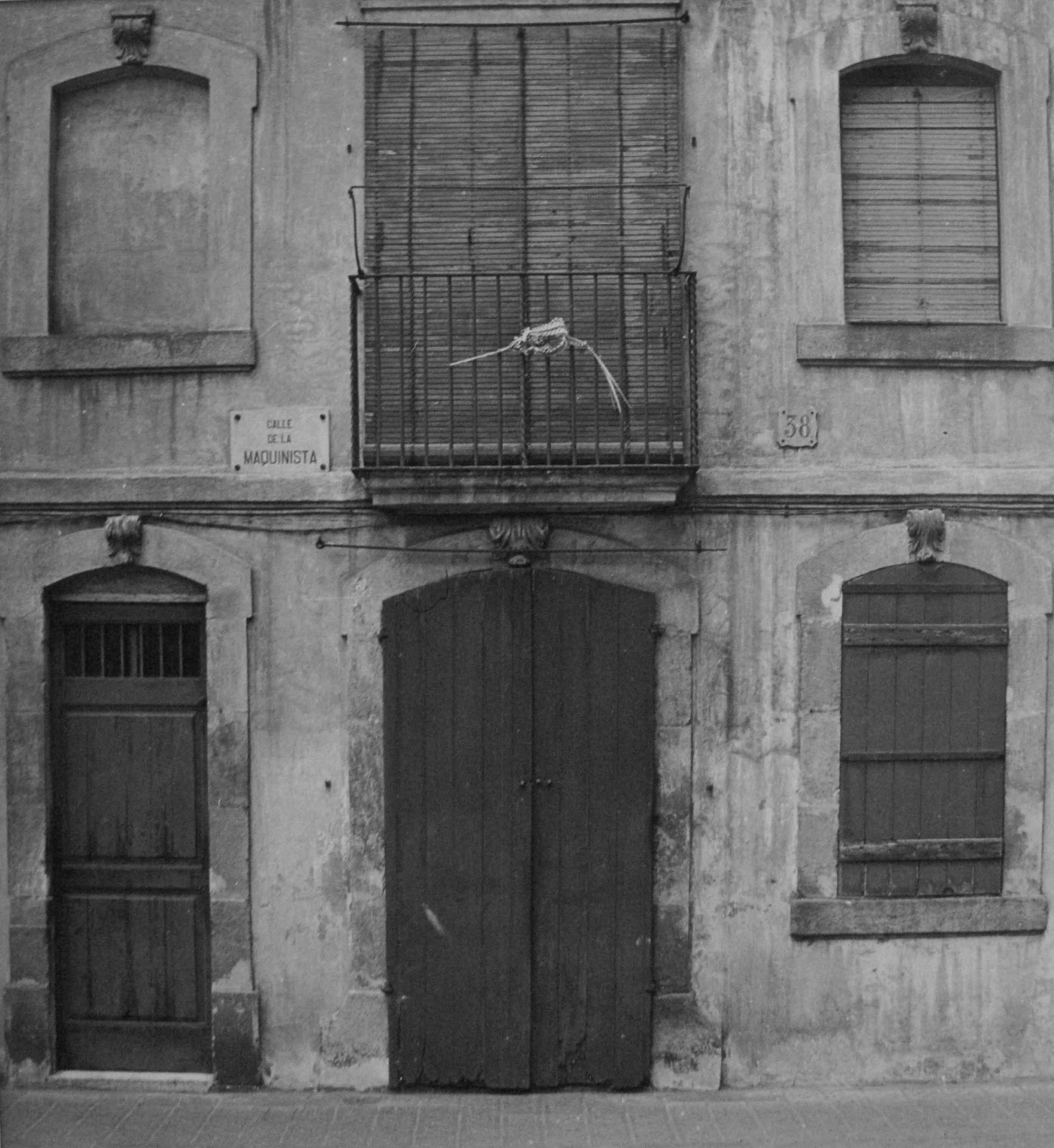 Barcelona, 1953<br/>Gelatina de plata / Silver gelatin