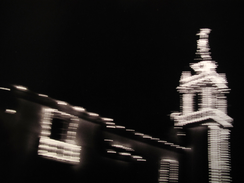 Iglesia, Portugal. 1983<br/>Gelatina de plata / Silver gelatin
