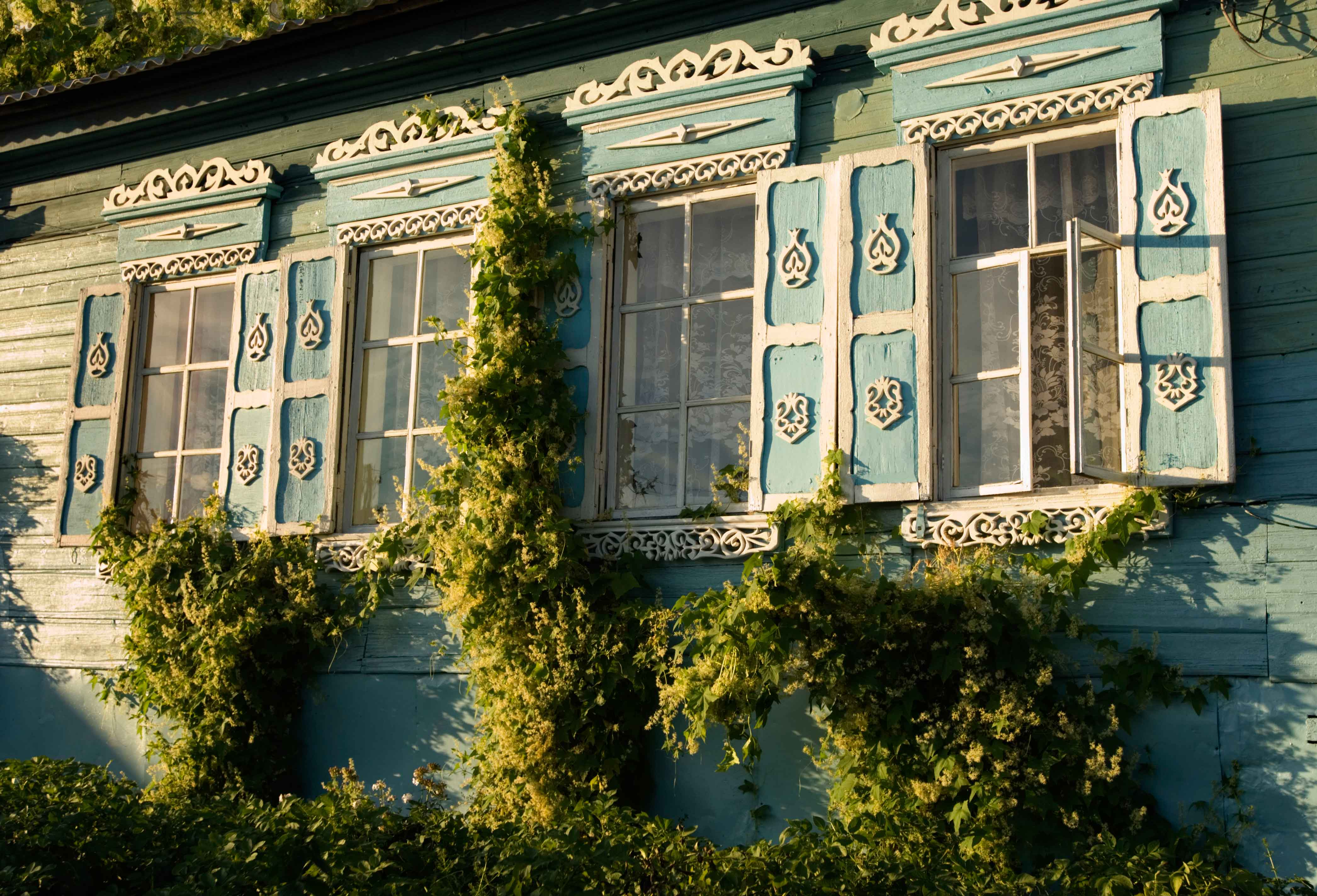 Itskursk. Siberia, 2007<br/>Giclée