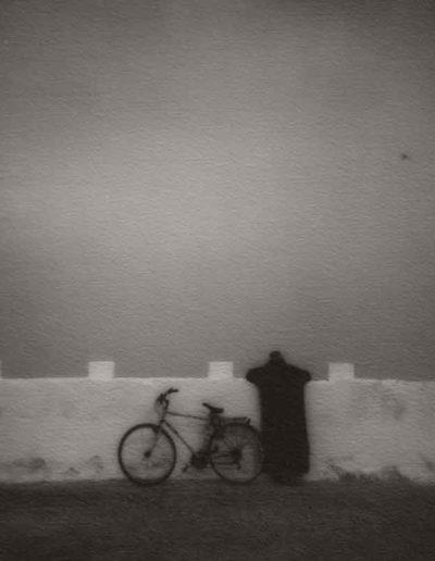 FLORE. Le vieux regardait al mer, 2012<br/>Gelatina de plata / Silver gelatin