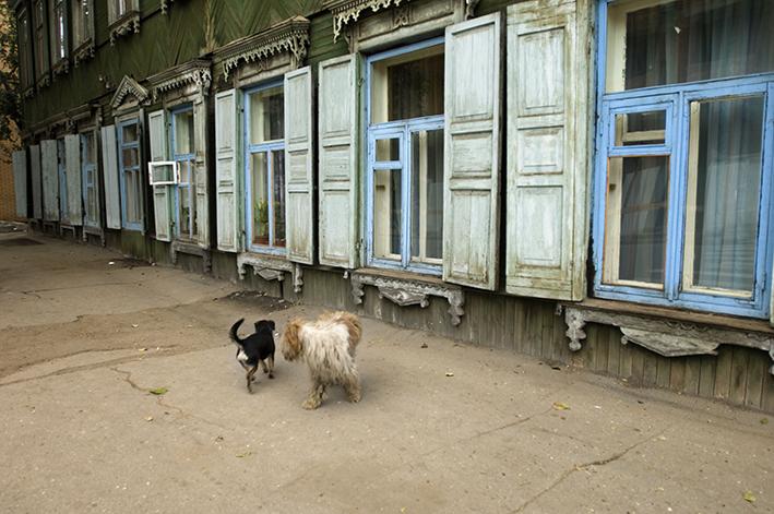 Litsvianka. Siberia, Rusia, 2007<br/>Giclée