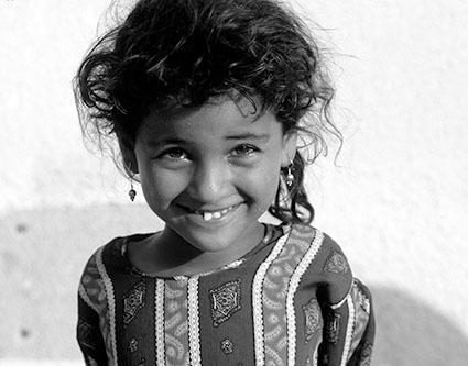 Tribu Jabeli. Omán, 2000<br/>Giclée