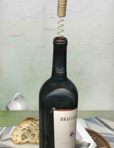 Pan y vino<br/>