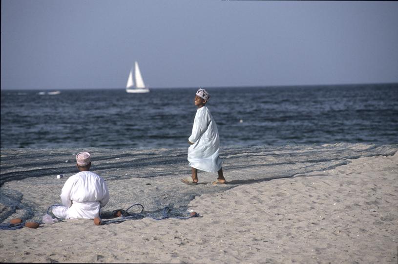 Qantah. Omán, 2000<br/>Impresión de tinta / Inkjet