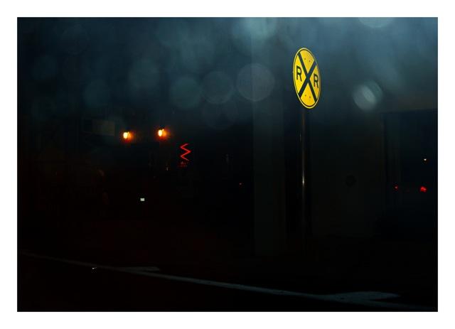 RR Crossing<br/>Fotografía. Impresión digital con tintas de pigmentos / Photograph. Pigment inkjet print