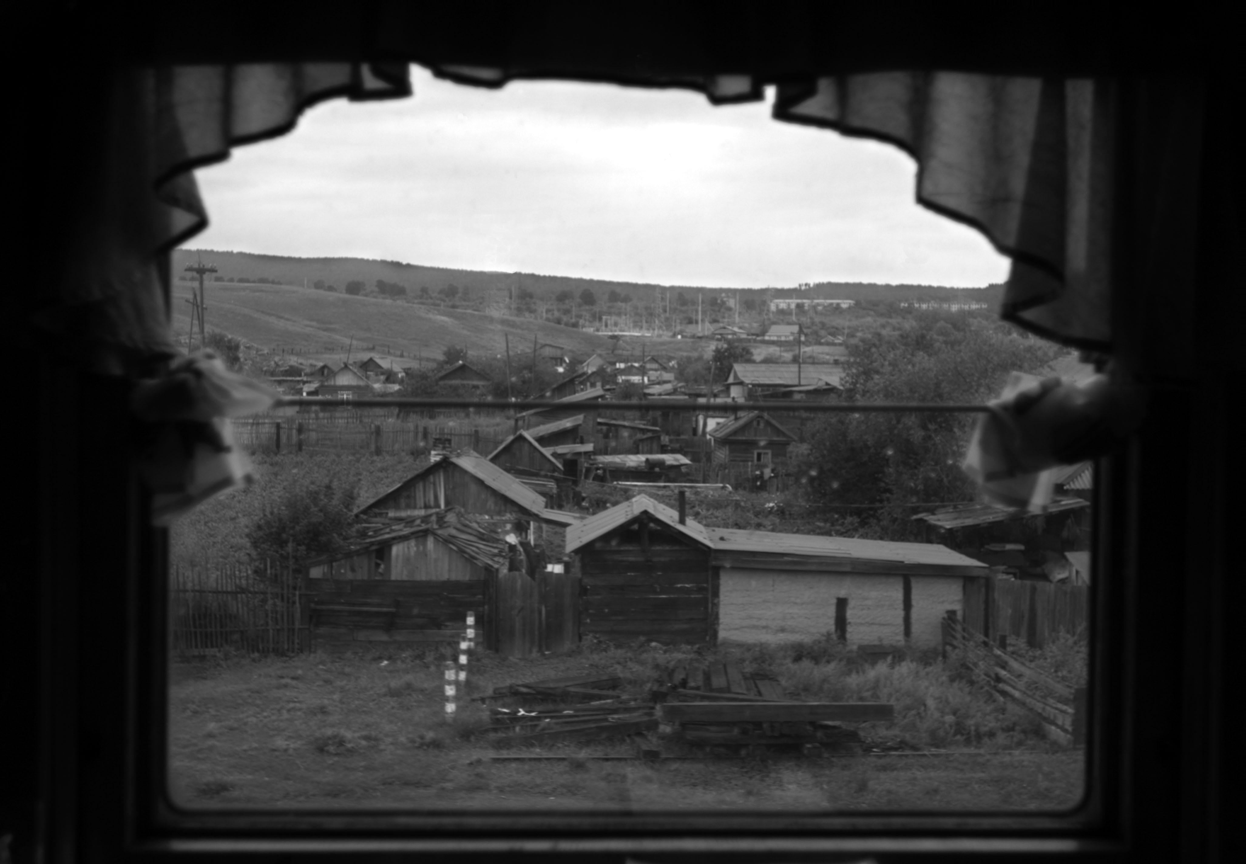 Transiberiano. Siberia, Rusia, 2007<br/>Giclée