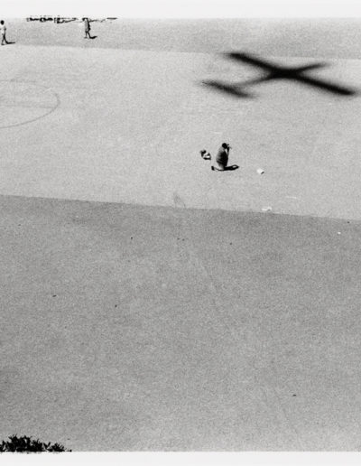 Vista aérea, 1987<br/>Gelatina de plata / Silver gelatin