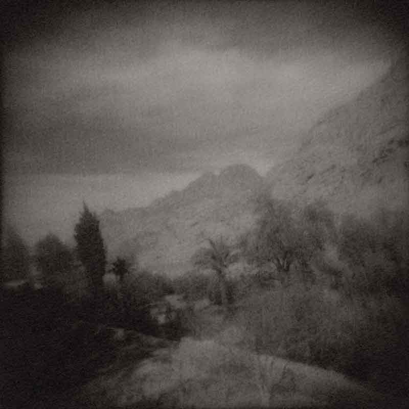 Vue du Mont Sinai, 2008<br/>Gelatina de plata / Silver gelatin