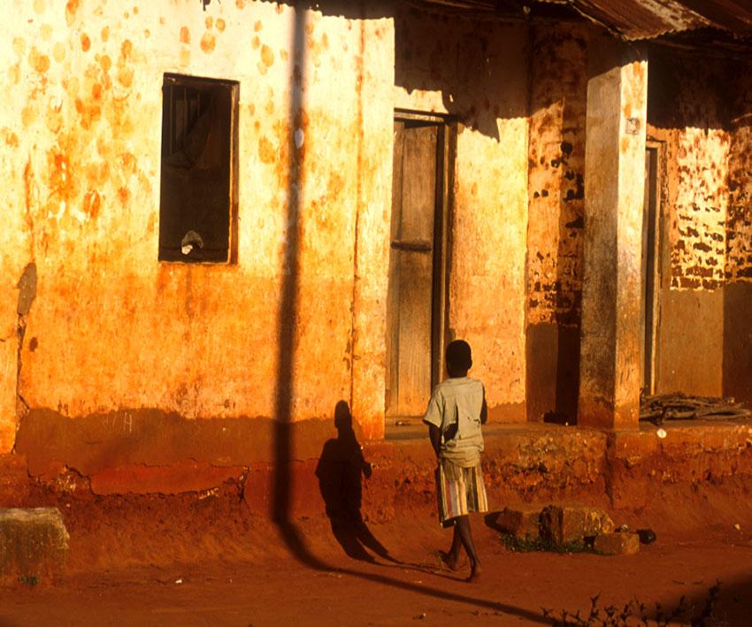 Zanzíbar, 2005<br/>Impresión de tinta / Inkjet
