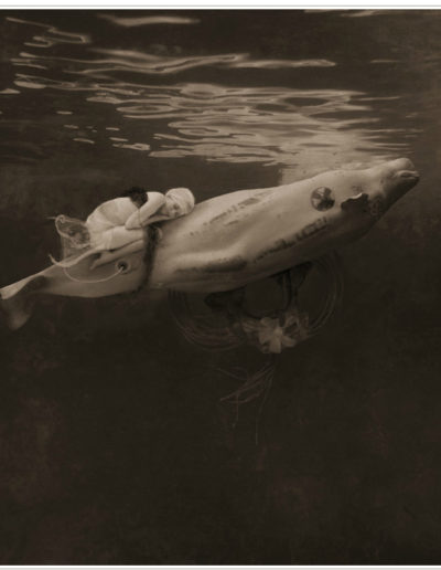 Jennifer B. Thoreson. Good samaritan, 2012<br/>Impresión con tintas de pigmentos / Inkjet print