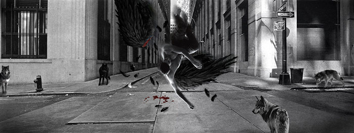 La caída - The fall<br/>
