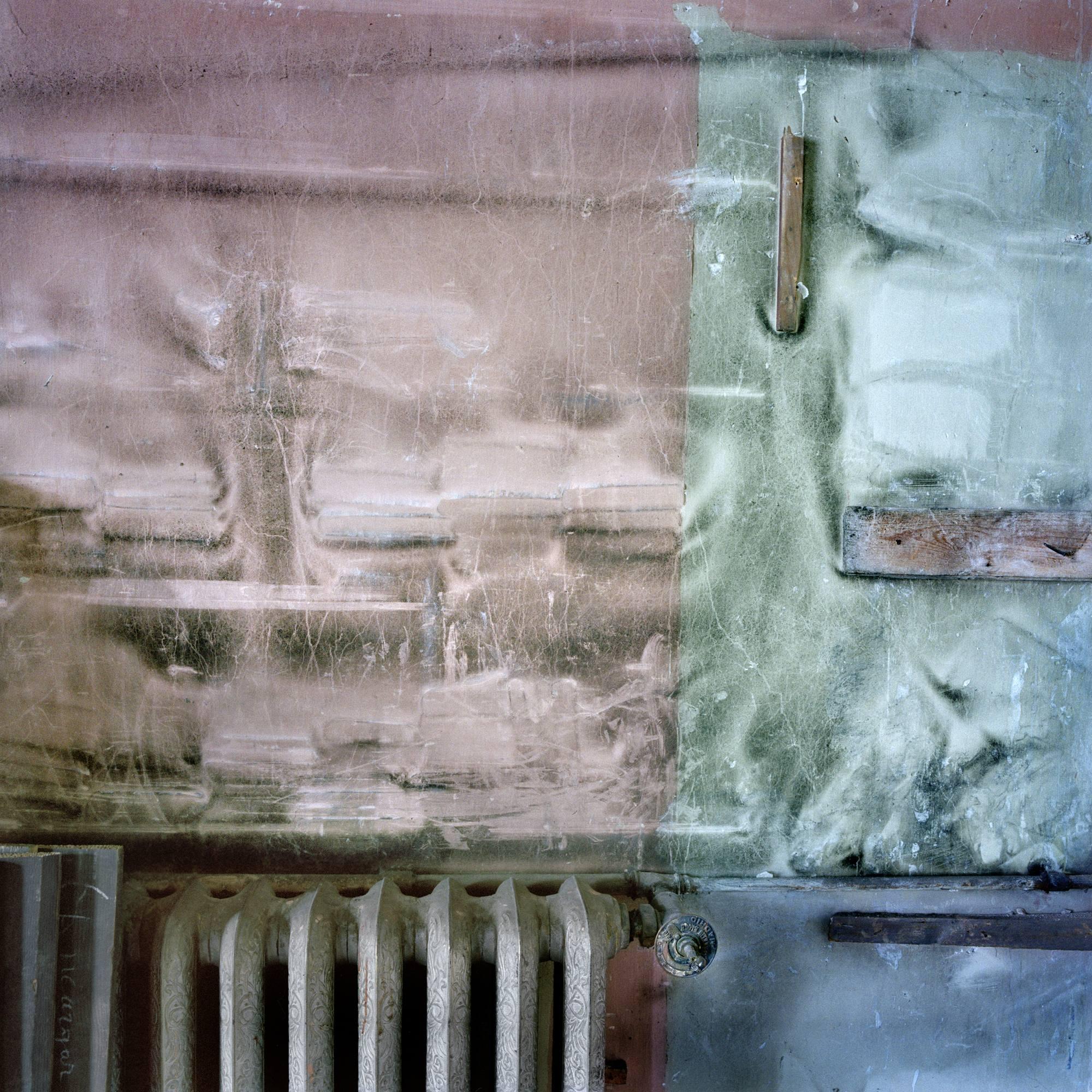 La seda rota 9, 2005<br/>Tintas pigmentadas / Inkjet